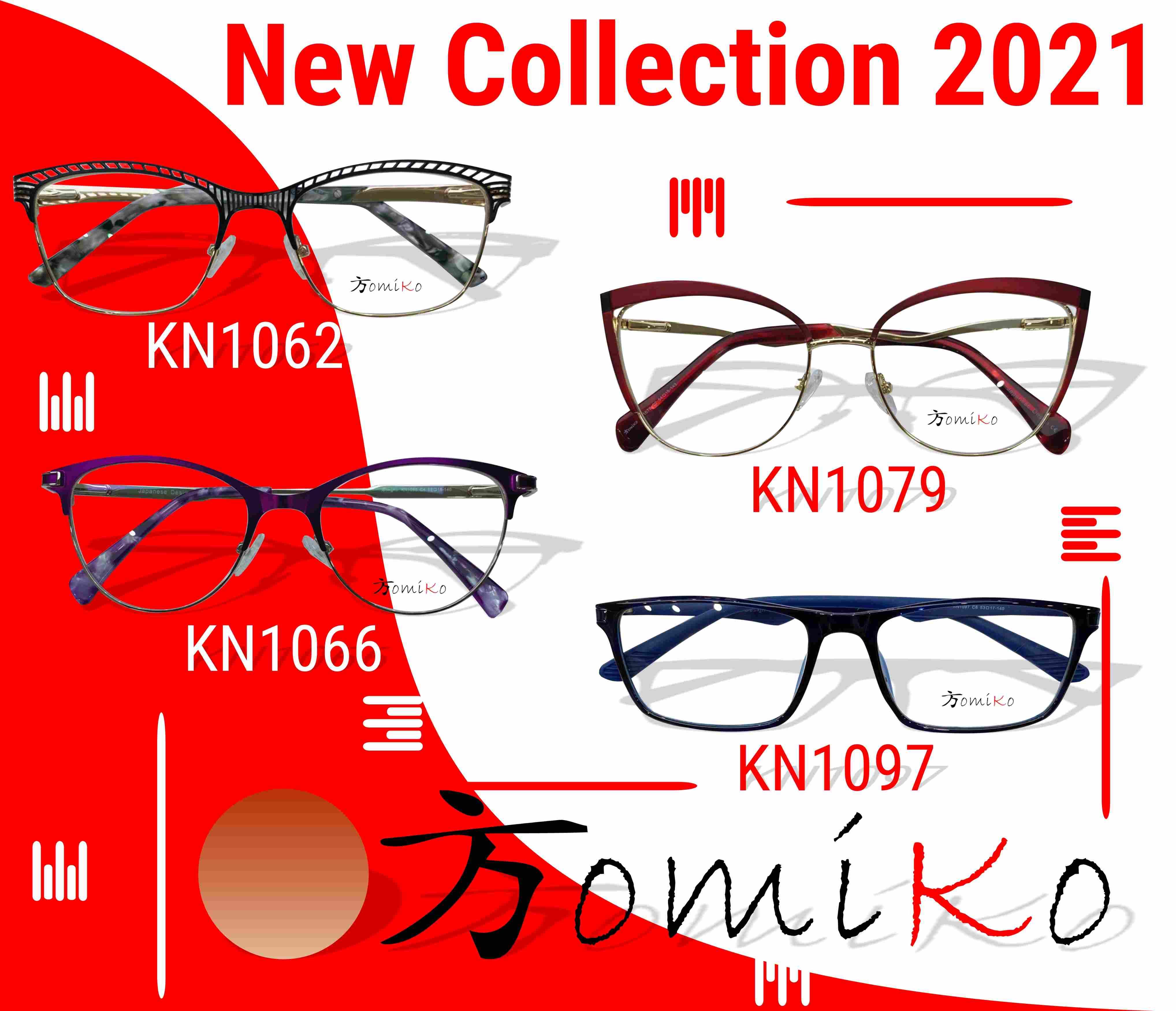 Komiko New Collection 2021