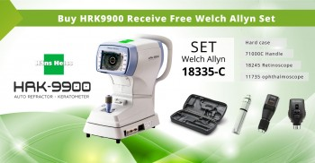 Buy HRK9900 and Receive Free Welch Allyn Set
