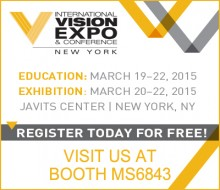 Vision Expo East 2015 New York