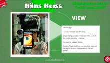 Hans Heiss Digital Eyepiece Adapter For Slit Lamp HDA001