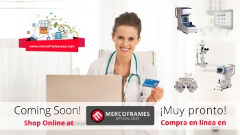 Coming Soon! Shop Online at Mercoframes