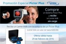 Promocion Especial Pictor Plus Volk