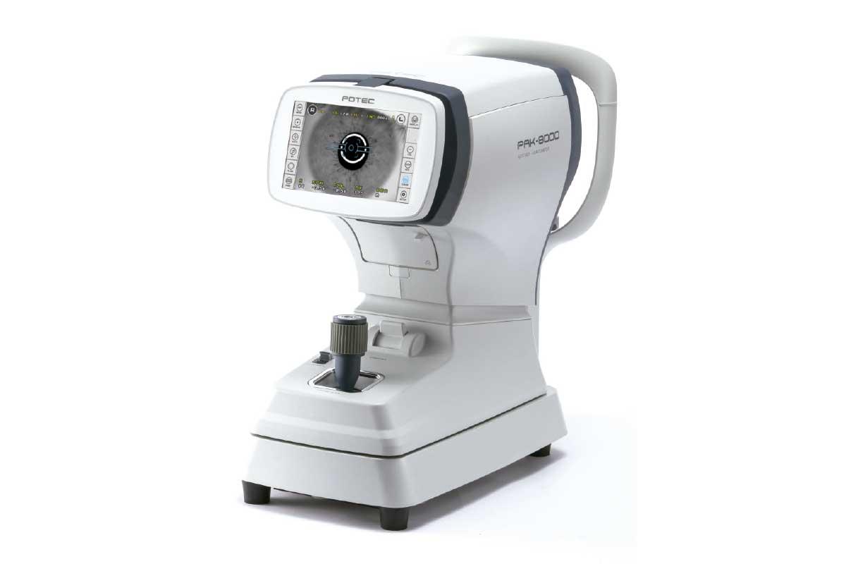 Auto Ref-Keratometer PRK-8000