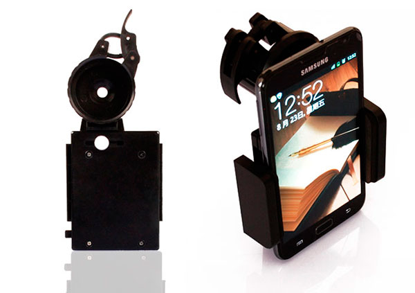 Hans Heiss Digital Eyepiece Adapter For Slit Lamp HDA-001